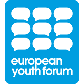 European Youth Forum – logo